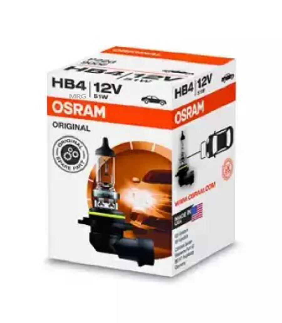 Лампа HB4 51W (standart)
