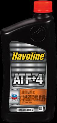 CHEVRON Havoline® ATF+4 0.946л