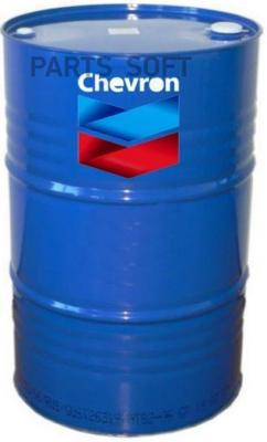 CHEVRON DRIVE TRAIN FLUID HD 10W 208л.