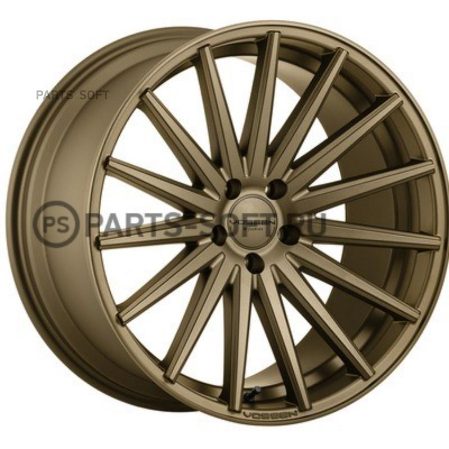 12x22/5x120 ET25 D72,56 VFS2 Bronze