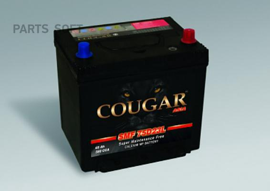 Аккумулятор COUGAR 75D23L
