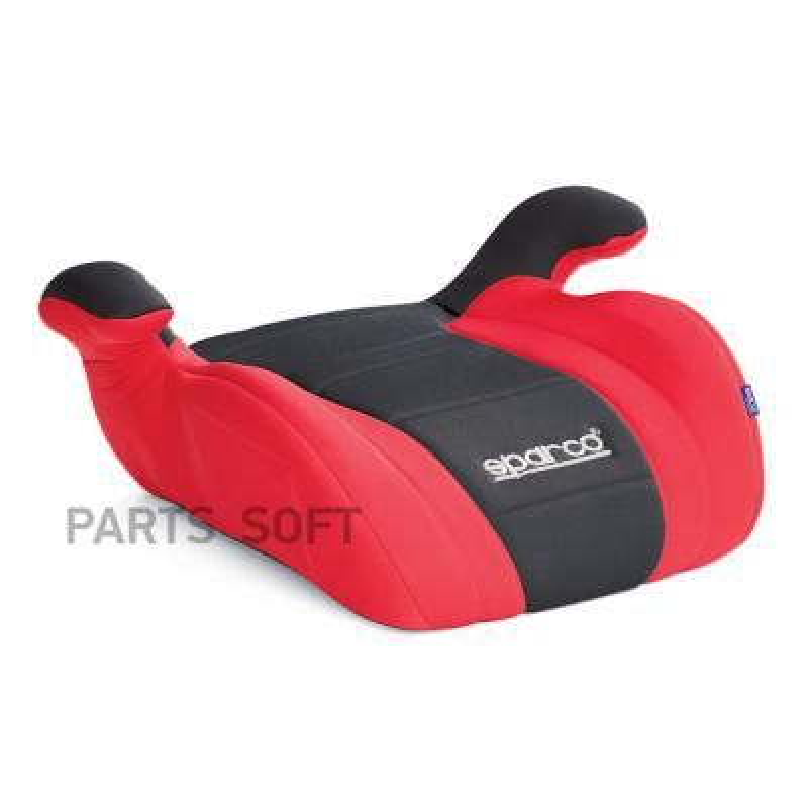 Детское кресло-бустер Sparco SPC/DK-500 BK/RD