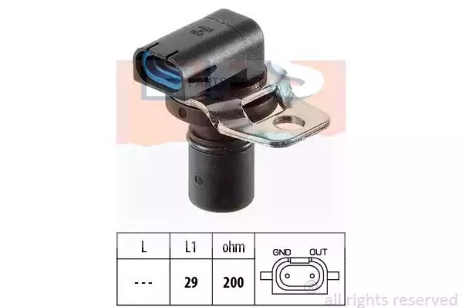Датчик частоты вращения, автоматическая коробка передач