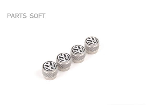 Колпачки на ниппель Volkswagen Valve Dust Caps For Alu