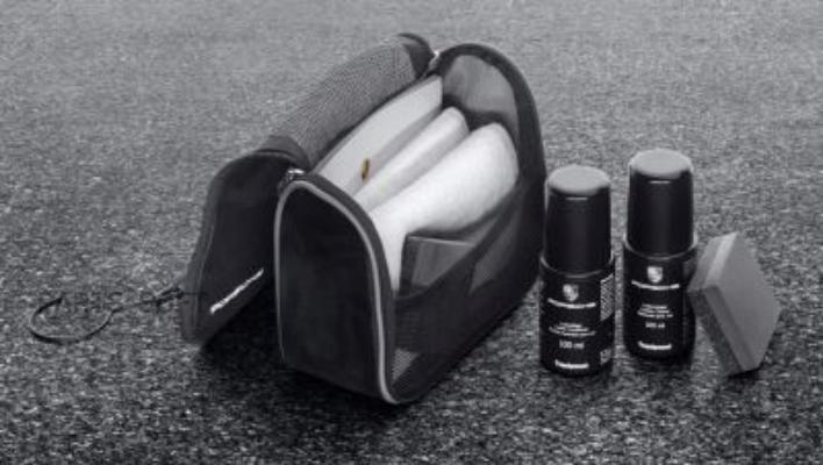 Набор для ухода за кожей салона Porsche Tequipment Leather Сare Set