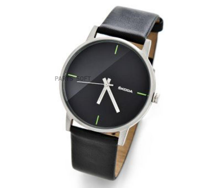 Мужские наручные часы Skoda Wrist Watch Men's Black