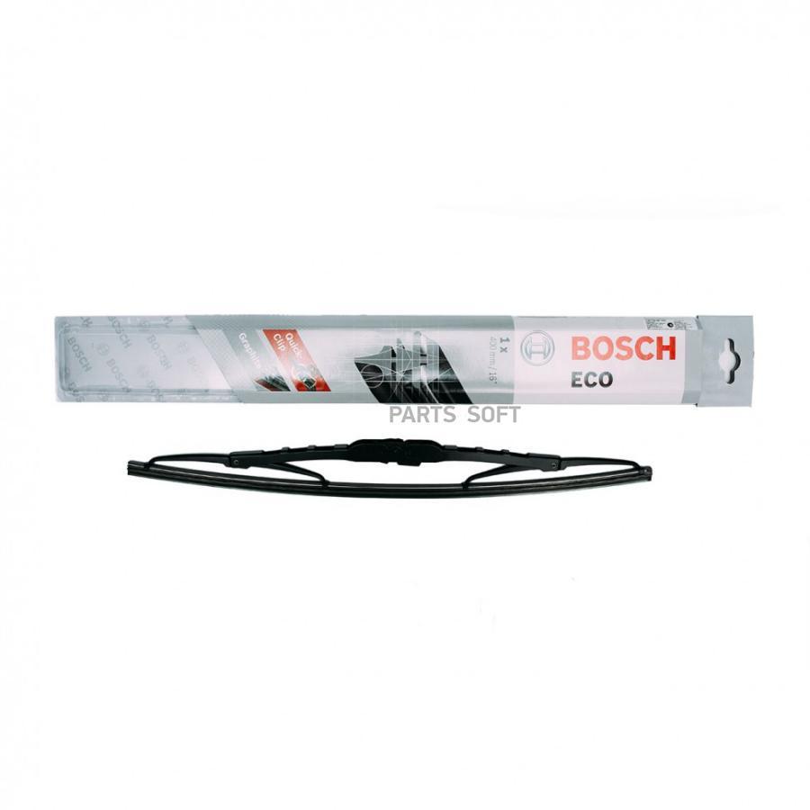 Щетка стеклоочистителя бескаркасная 400mm, Pilenga