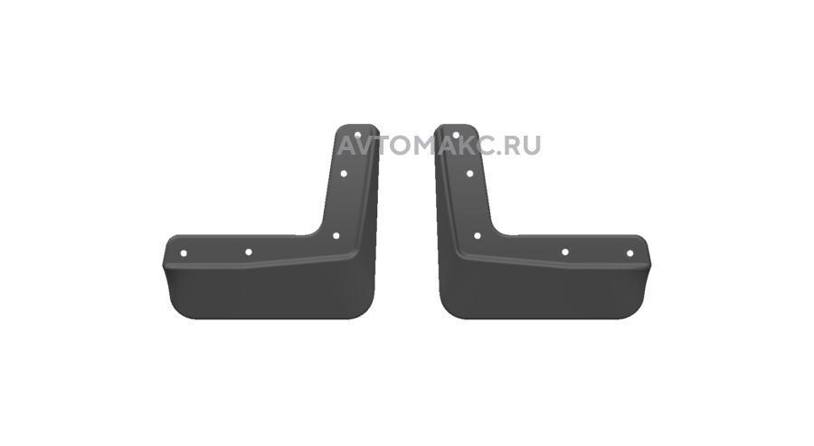 Брызговики резиновые для Hyundai Creta (2016-) Передние (BRPHYCRE16G06028)