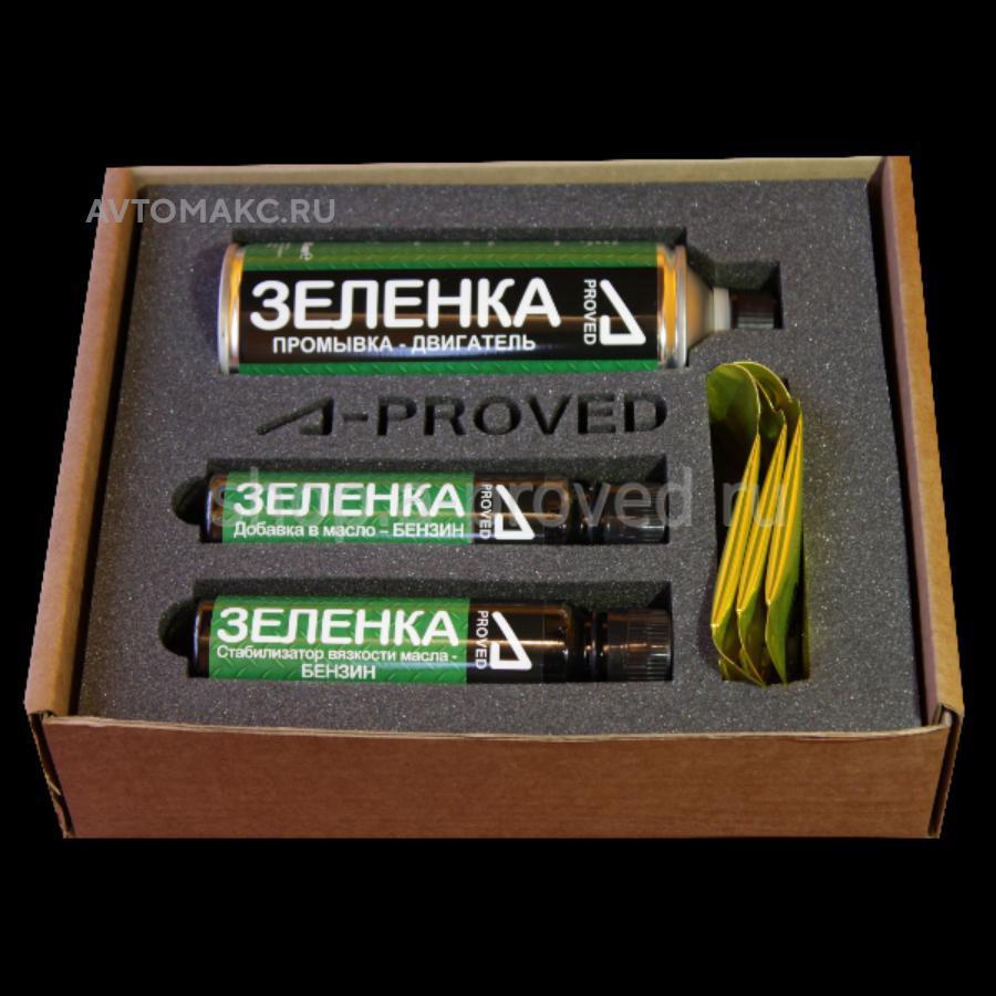 Профессиональный набор Профилактика и Защита Двигателя Автомобиля - Бензин (APD9904)