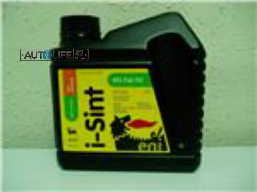 Масло моторное синтетическое I-Sint MS 5W-30, 1л
