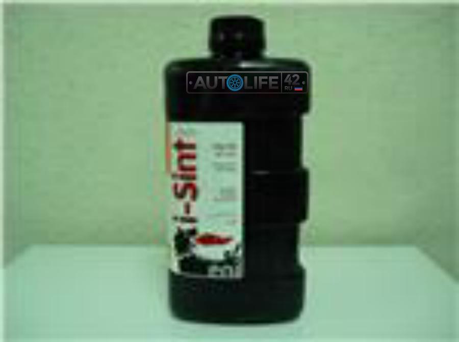 Масло моторное синтетическое I-Sint tech 0W-30, 1л