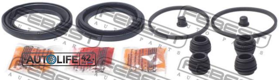 Ремкомплект, тормозной суппорт