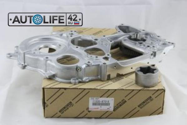 CASE ASSY, TIMING GEAR
