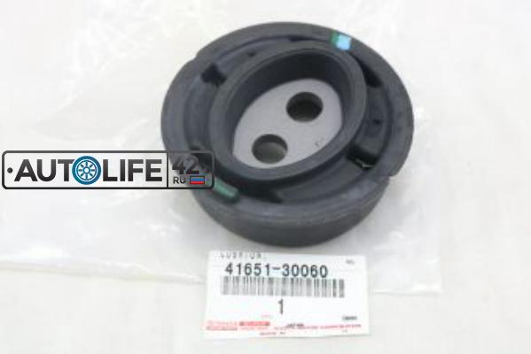 CUSHION, REAR DIFFERENTIAL MOUNT, NO.1
