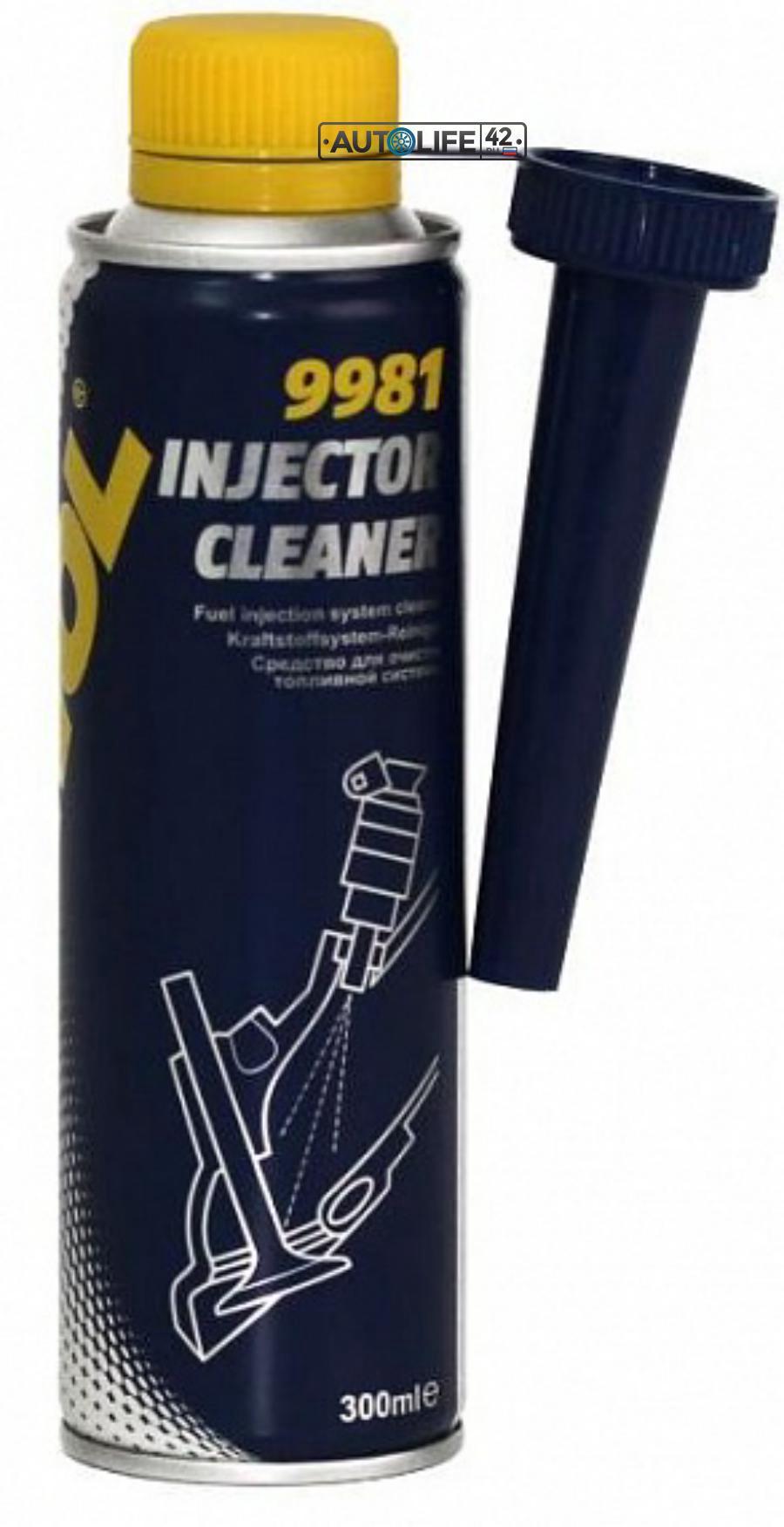 Средство для очистки топливной системы MANNOL Injector Cleaner