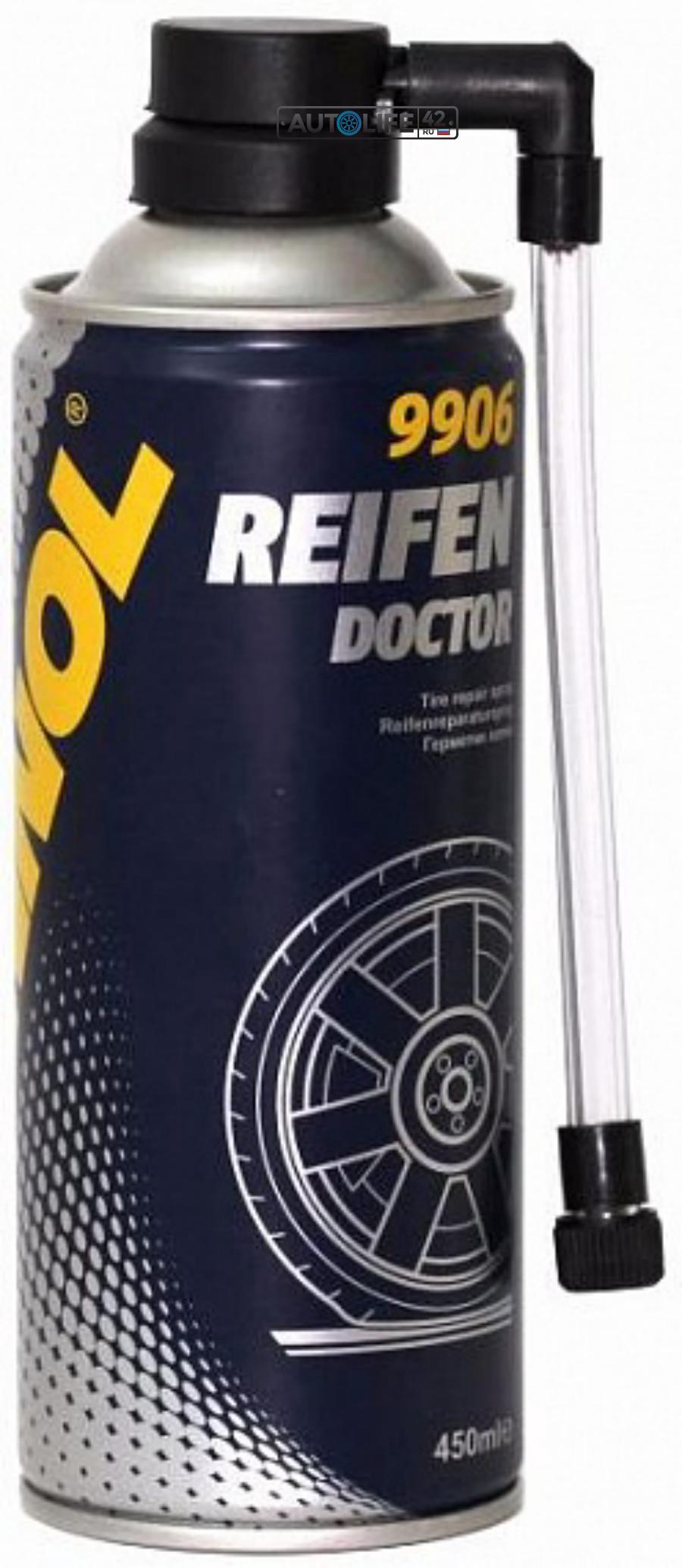 Герметик колес MANNOL Reifen Doctor