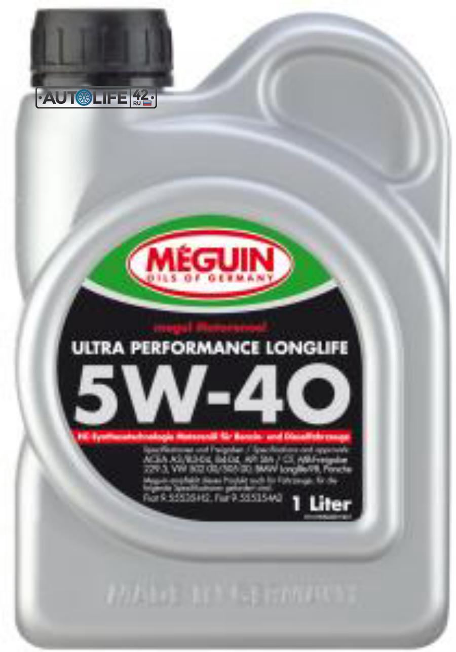 Ultra Performance Longlife SAE 5W-40