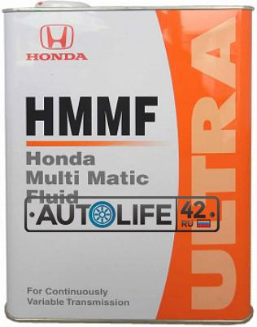 Масло трансмиссионное минеральное ULTRA HMMF, 4л