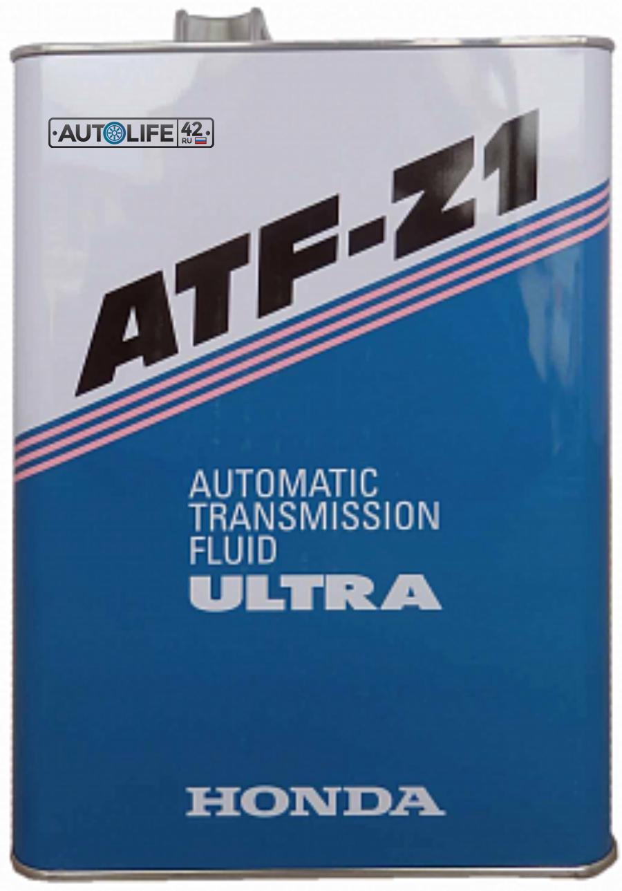 Масло трансмиссионное минеральное ULTRA ATF-Z1, 4л