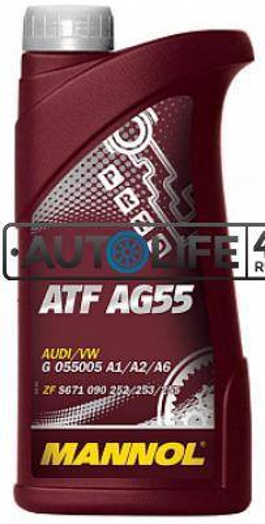 Масло  ATF AG55   1L (MN8212-1)