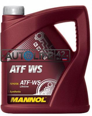 MANNOL Automatic Special ATF WS