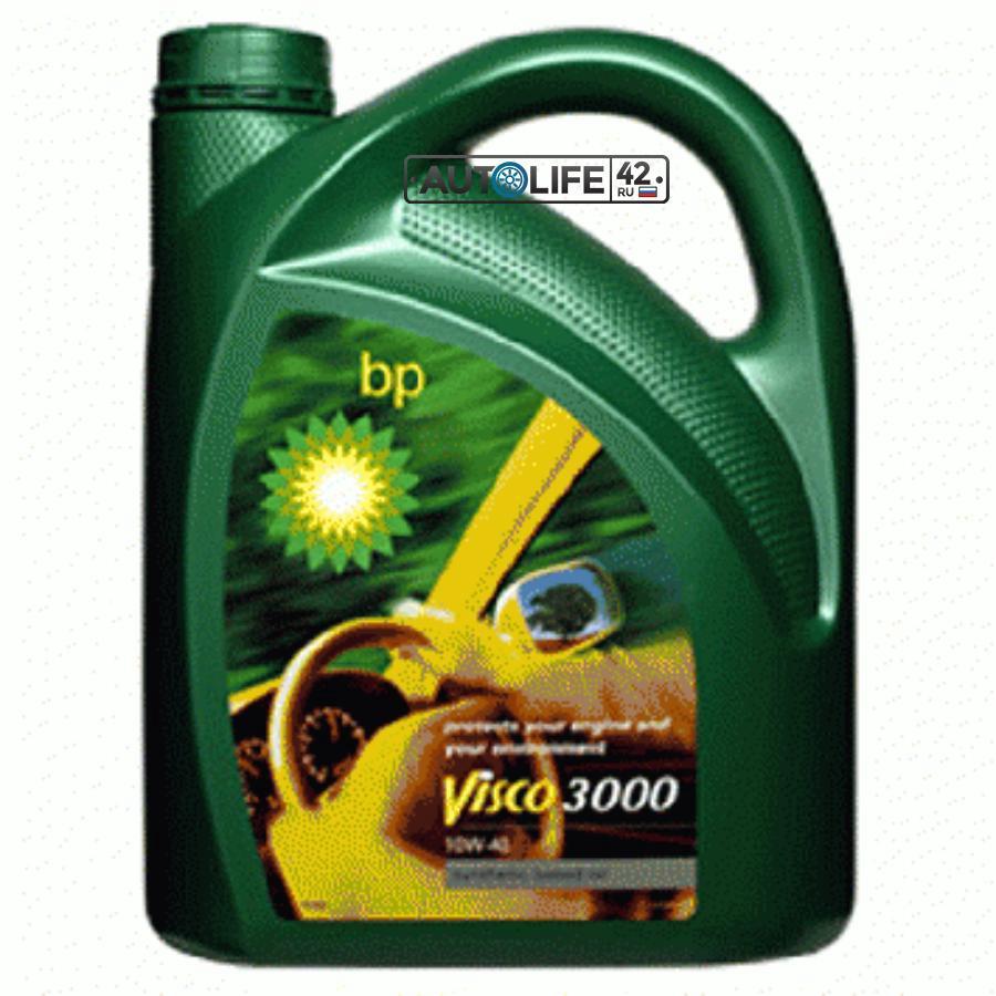 Масло моторное полусинтетическое Visco 3000 Diesel 10W-40, 4л