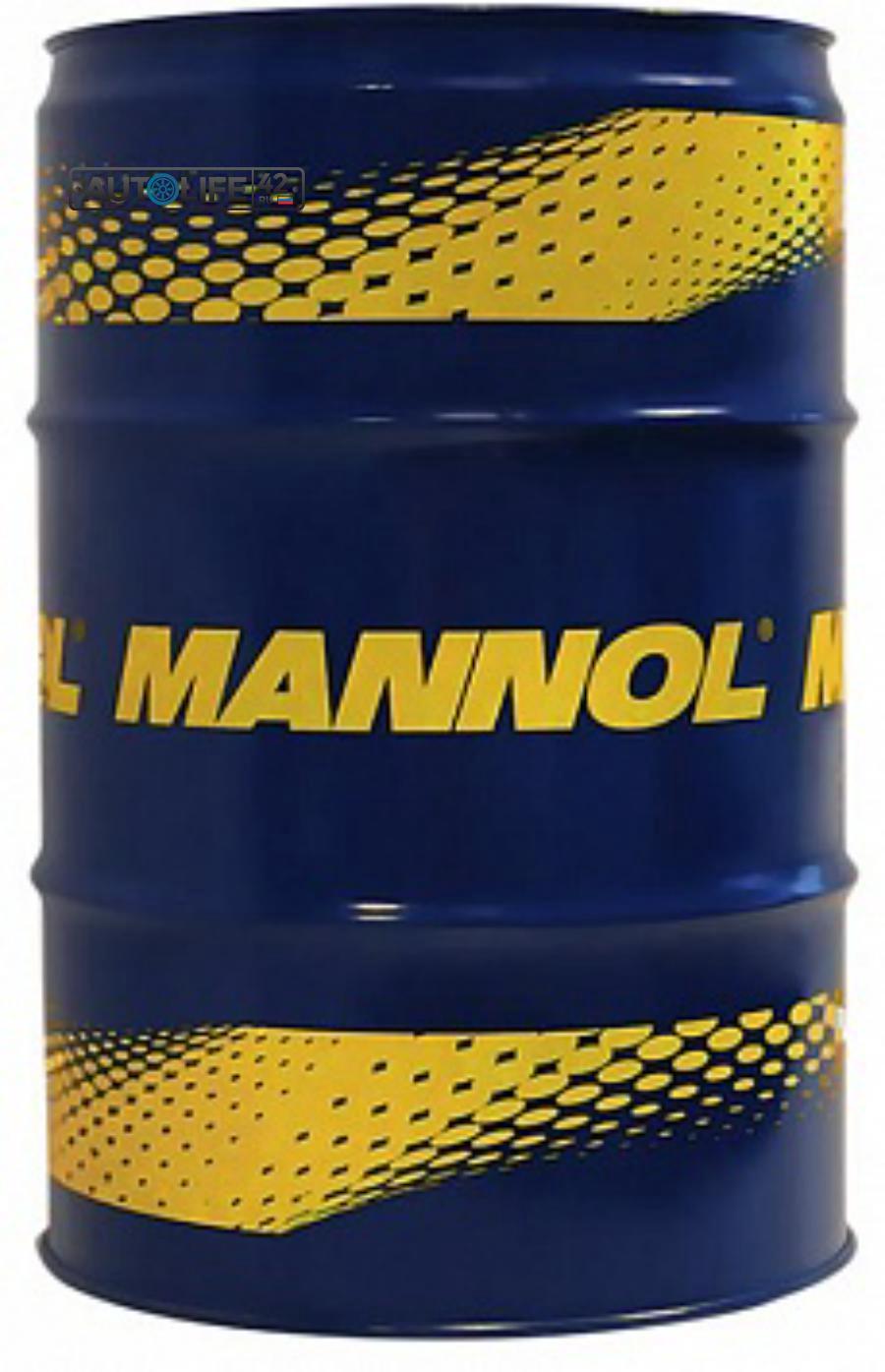 Масло  Molibden Benzin 10W-40 API SL/CF 60L (MN7505-60)