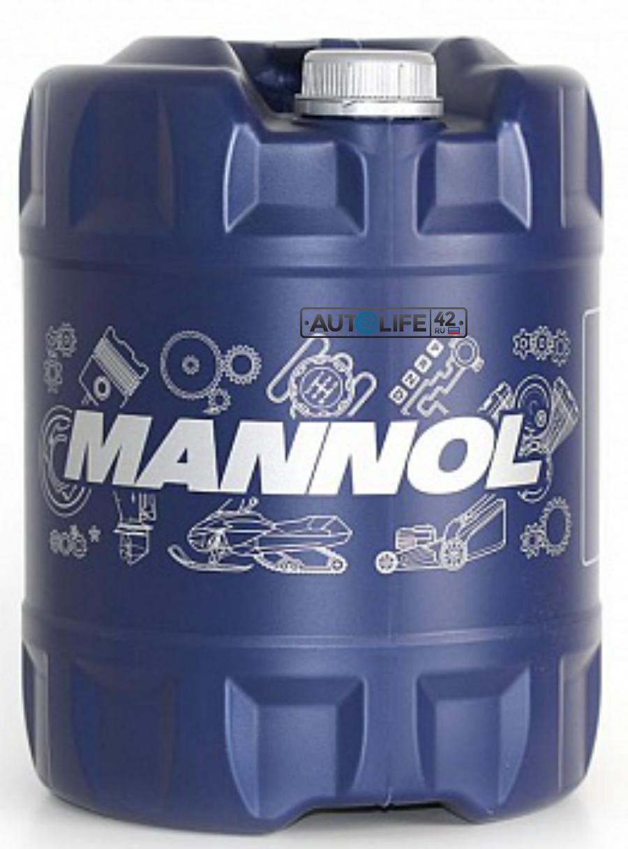 Масло  Hypoid Getriebeoel 80W-90 API GL 4/GL 5 LS 20L (MN8106-20)