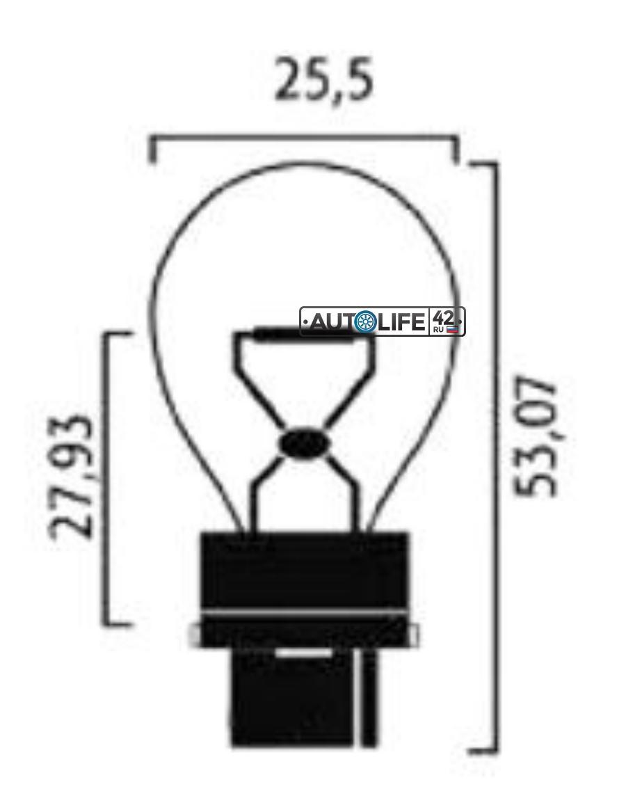 Лампа накаливания     202426