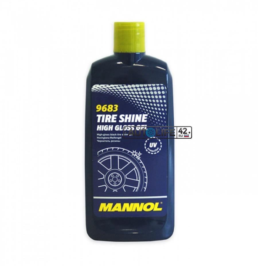 9683 Tire Shine  500ml