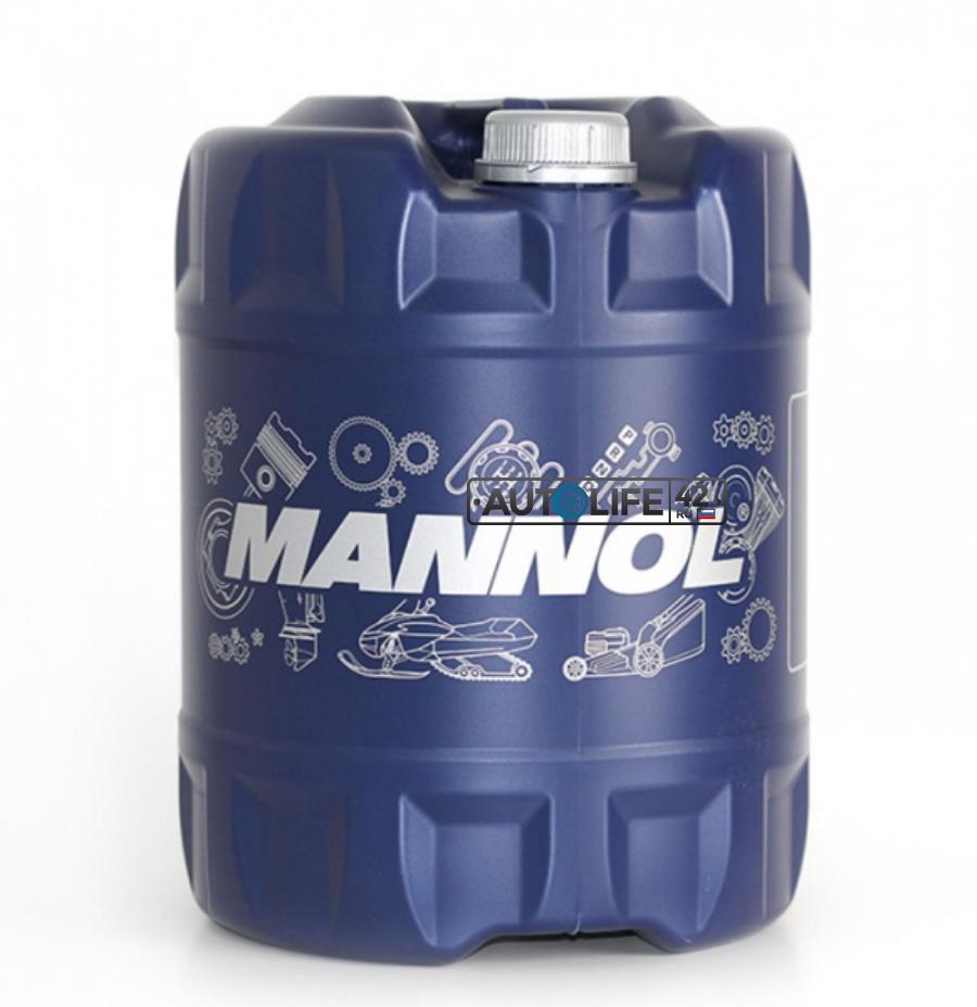 Масло трансмиссионное полусинтетическое ATF Multivehicle, 20л