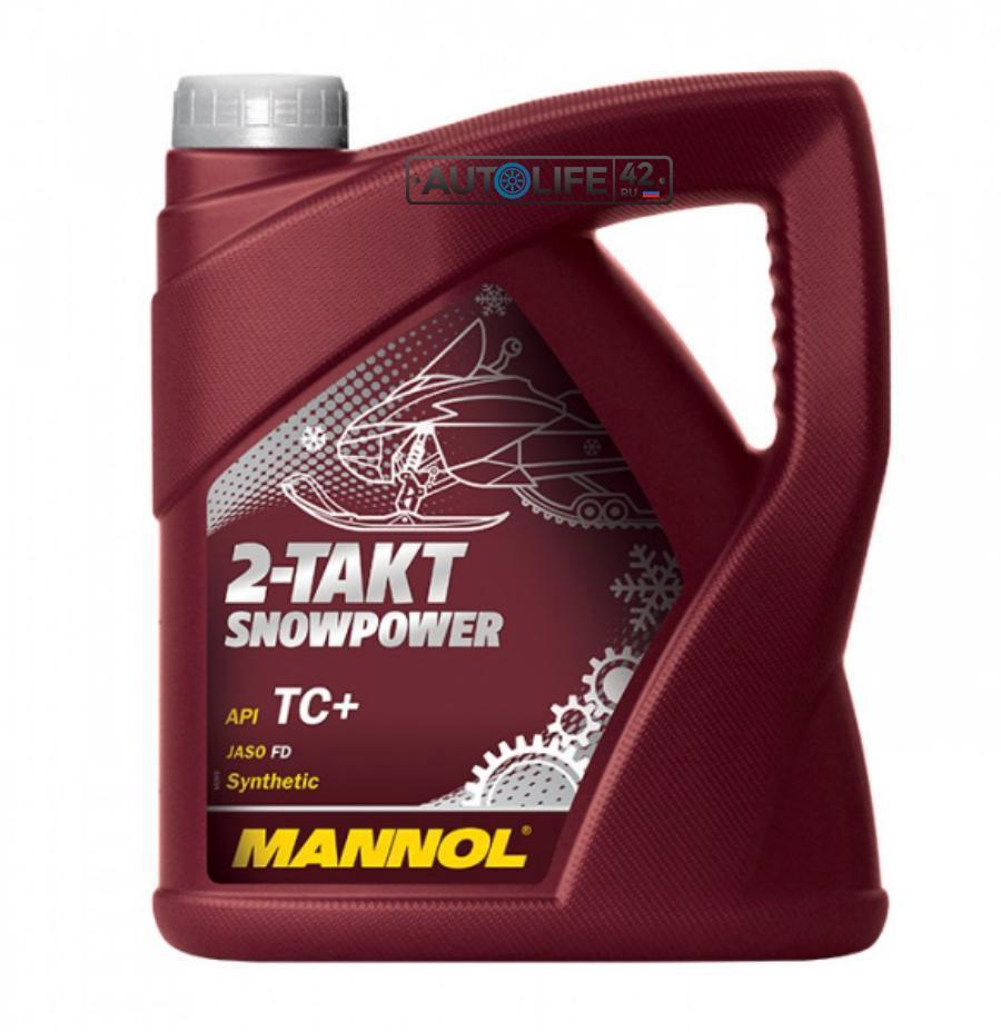 2-Takt Snowpower  4L