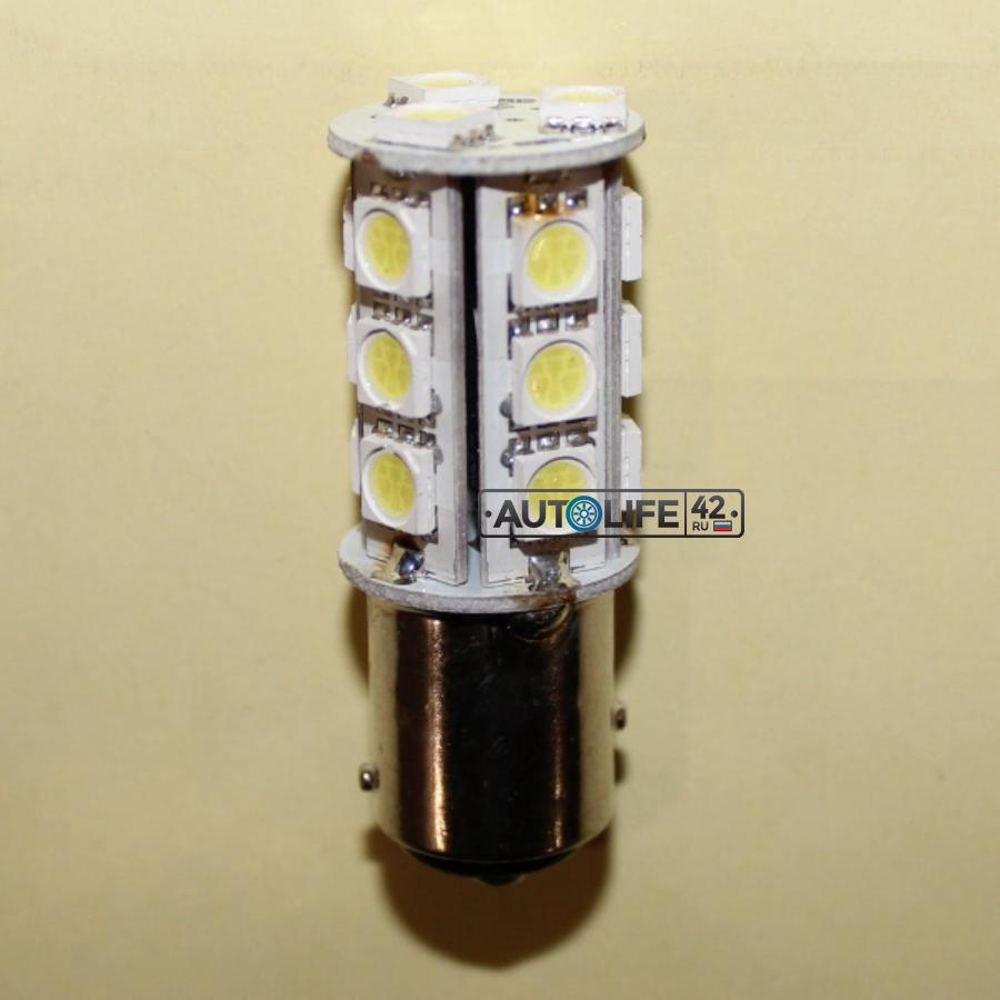 Светодиодная лампа   210124 LED Amber