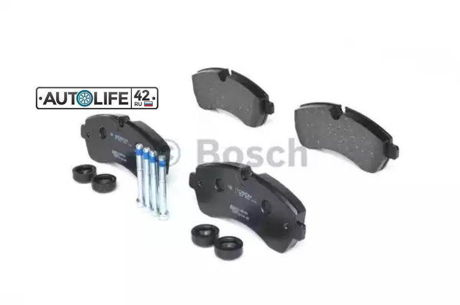 Колодки тормозные передние с пластинами KUF0036 KUJIWA 2E0698151A VAG