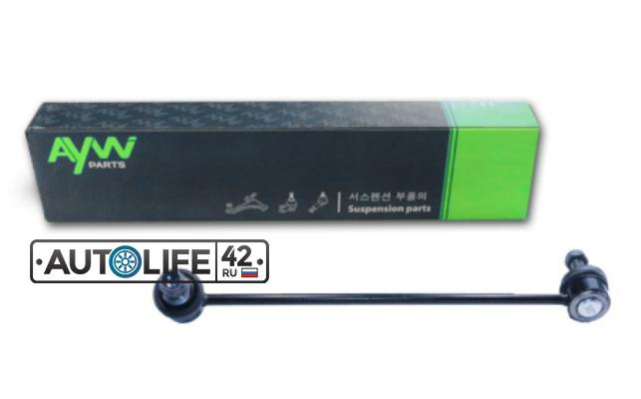 Стойка стабилизатора передняя L