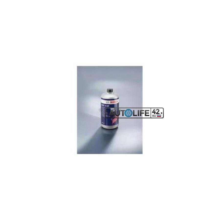 Жидкость тормозная dot 4, 'Brake Fluid HP', 1л