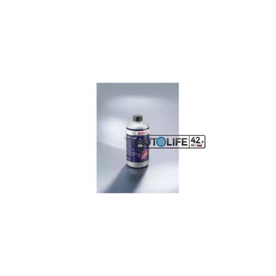 Жидкость тормозная dot 4, 'Brake Fluid HP', '0,5л