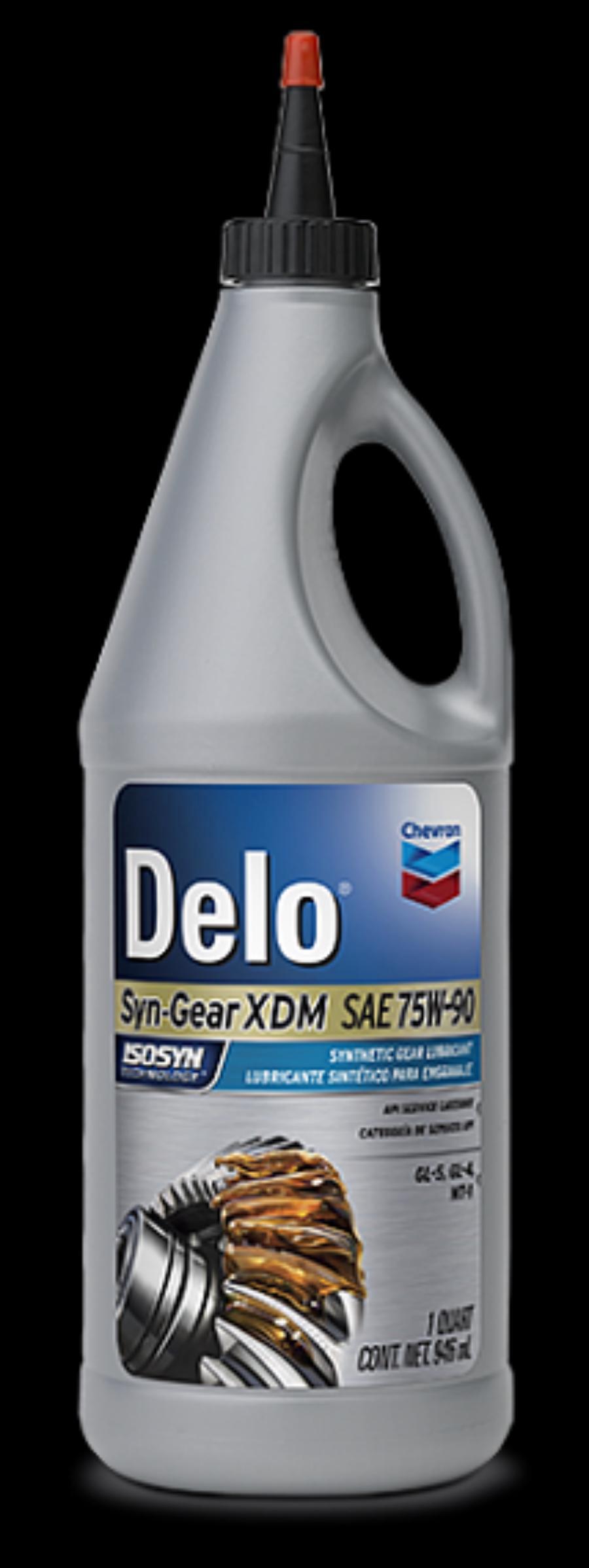 DELO Syn- Gear XDM SAE 75W-90 0.816 кг.