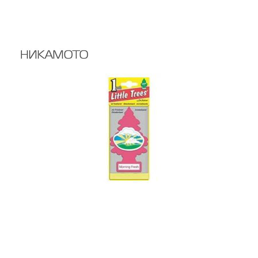 """Елочка """"Утренняя свежесть"""" ароматизатор подвесной"""