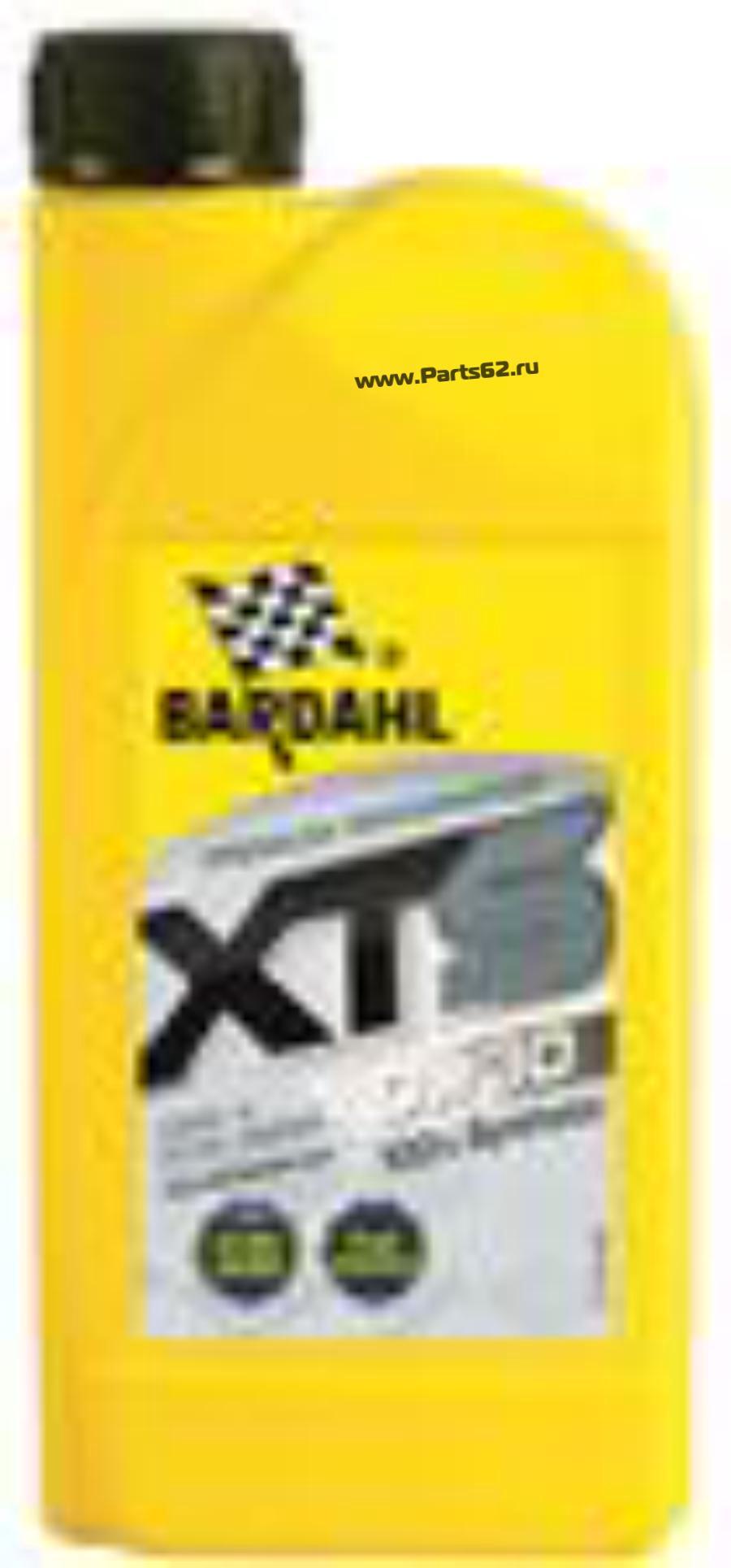 Масло моторное синтетическое XTS 0W-30, 1л