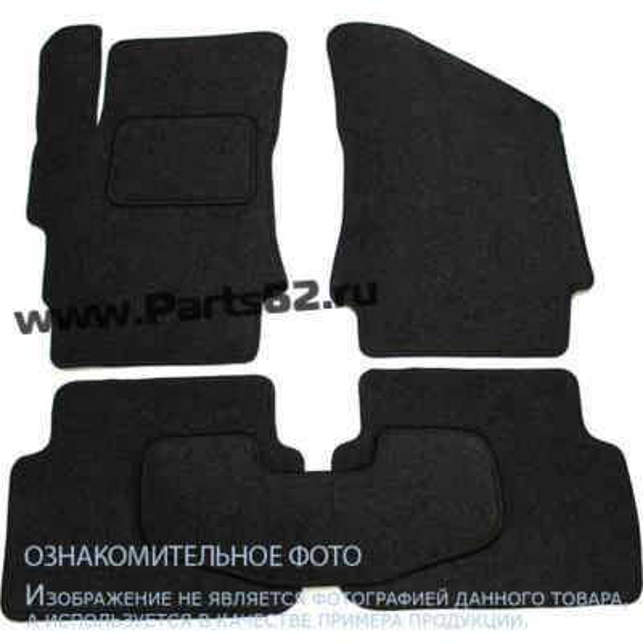 Коврики в салон NISSAN Teana II 2008-2014, сед., 5 шт. текстиль