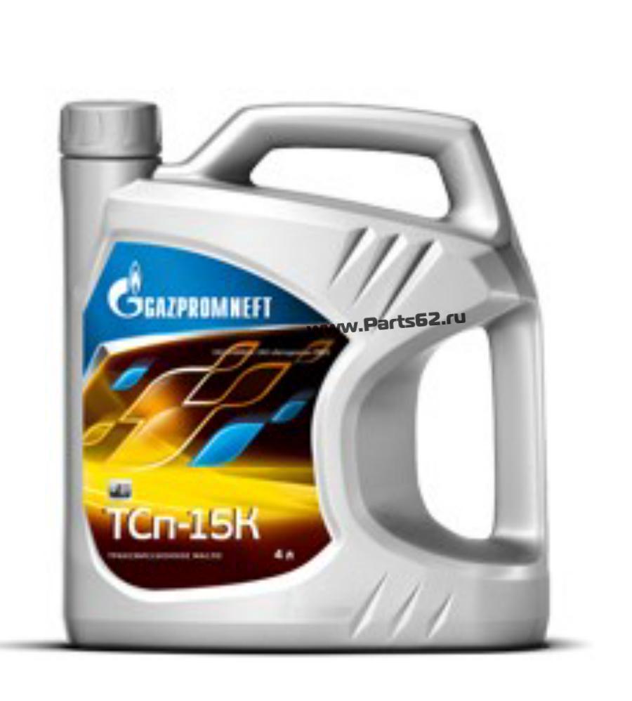 Масло Газпромнефть Тсп-15К, 4л