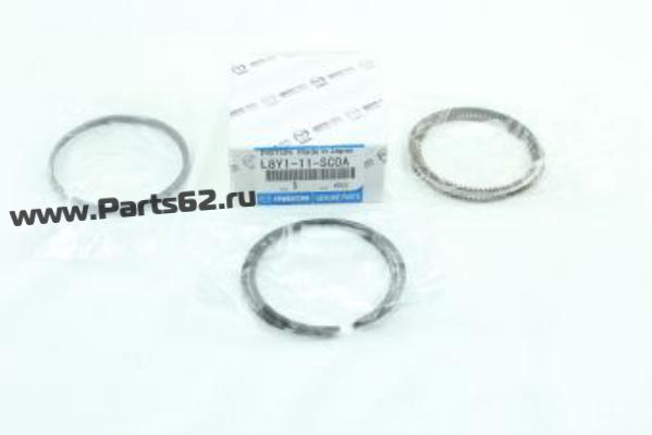 RING SET,PISTON