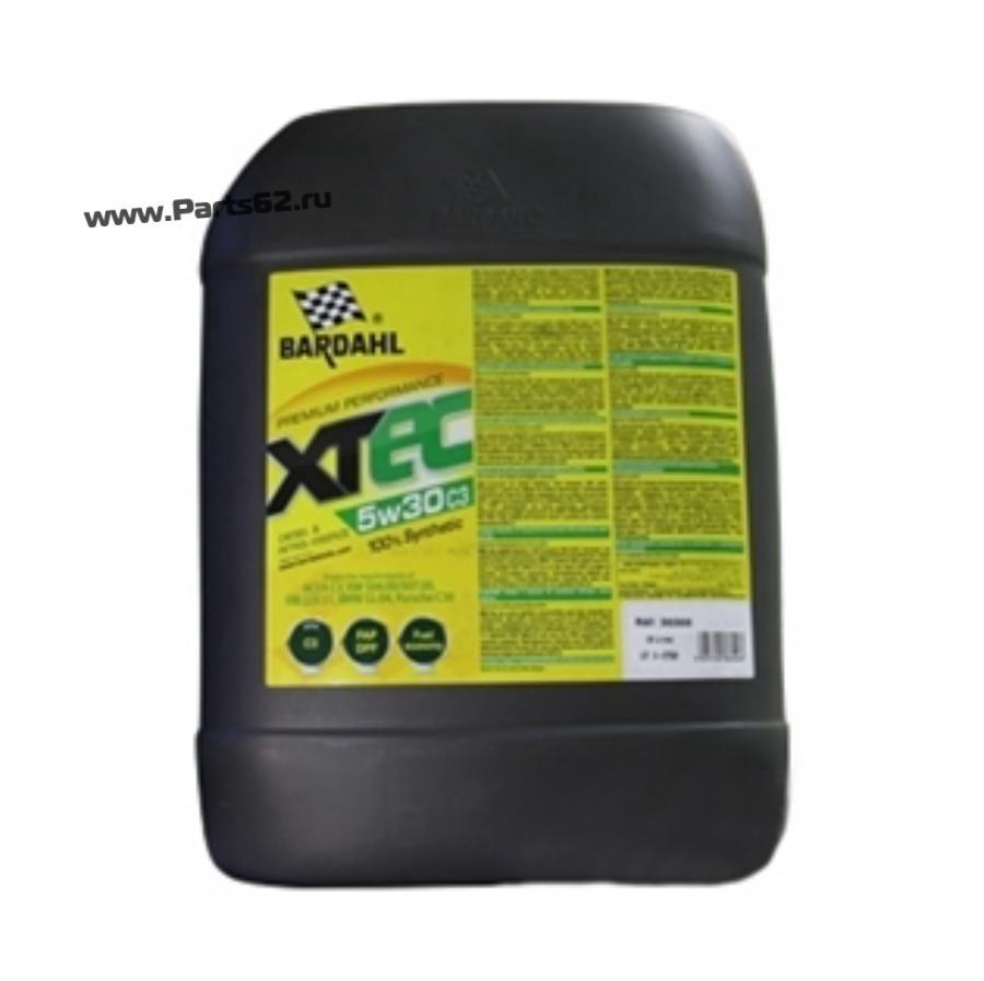 Масло моторное XTS TRUCKS 5W-30, 20л