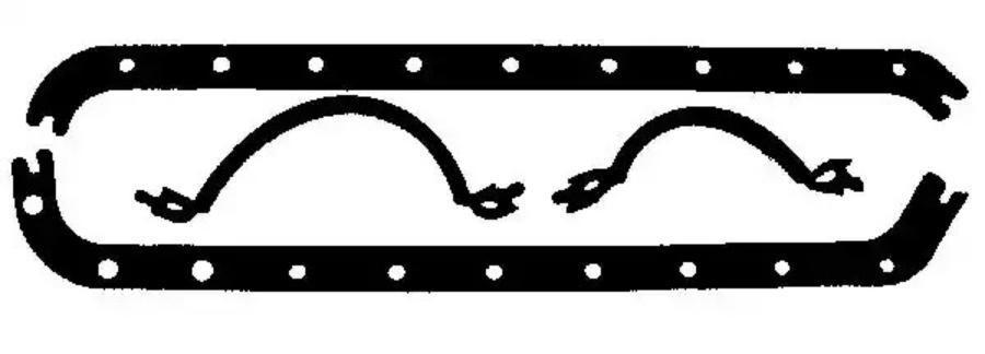 Комплект прокладок, маслянный поддон