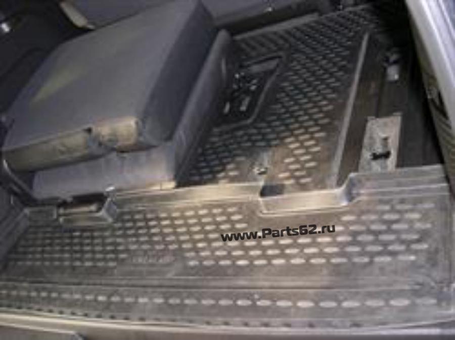 Коврик в багажник (полиуретан)