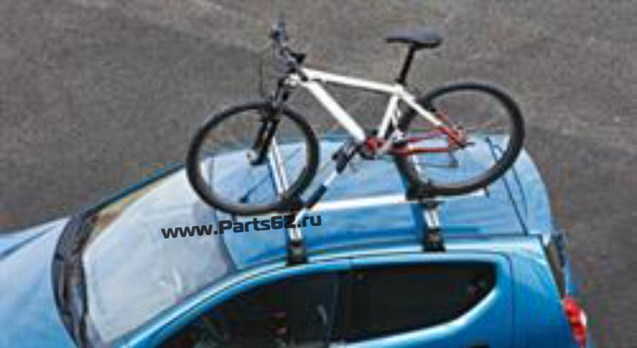 Кронштейн на дуги багажника для перевозки велосипеда