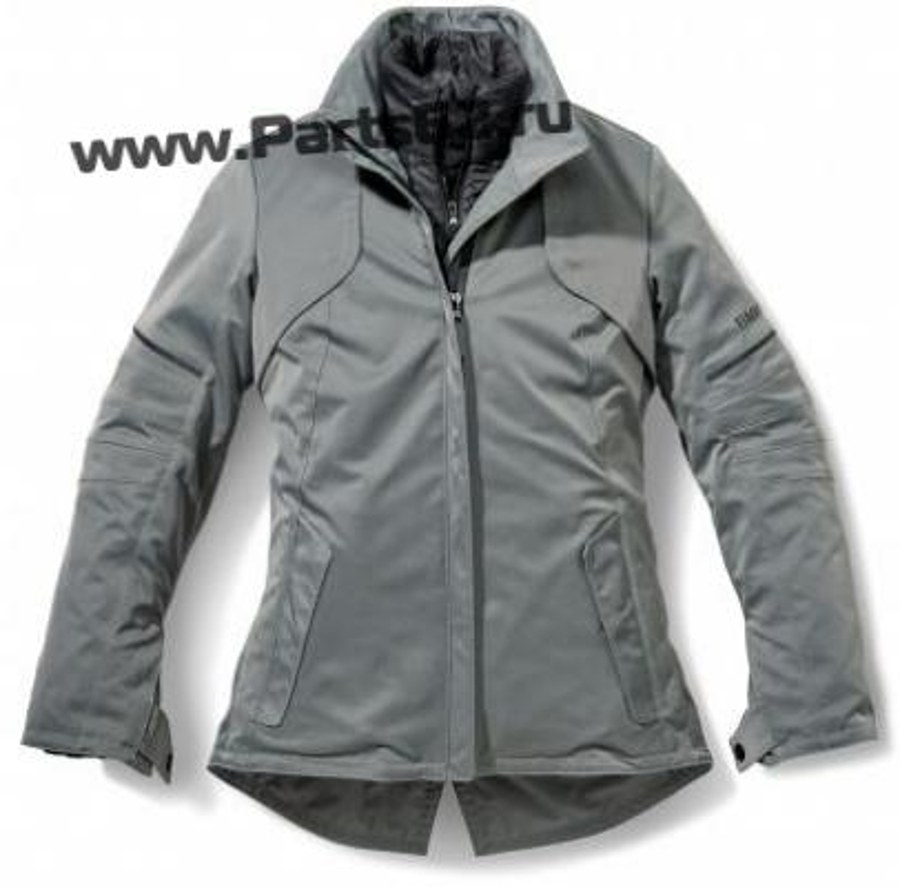 Женская мотокуртка BMW Motorrad Ladies Jacket DownTown Grey / Black