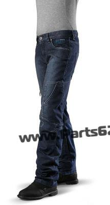 Женские мотоштаны BMW Motorrad Lidies Pants City Indigo