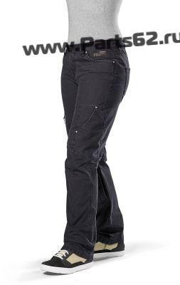 Женские мотоштаны BMW Motorrad Lidies Pants City Black